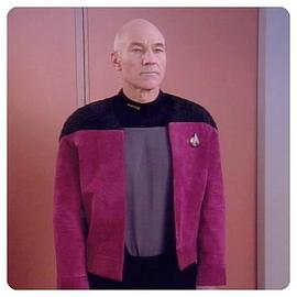 Star Trek - TNG Captain Alternate Uniform Jacket Pattern