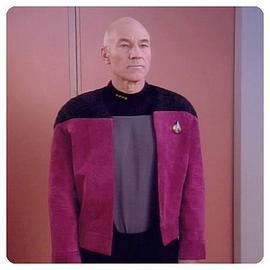Star Trek - TNG Captain Alternate Uniform Jacket Pattern