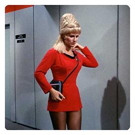 Star Trek - TOS Starfleet Officer Female Uniform Skant Pattern