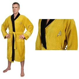 Star Trek - Original Series Kirk Cotton Bathrobe