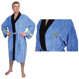 Star Trek - Original Series Spock Cotton Bathrobe