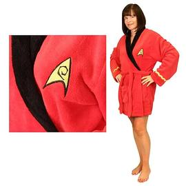 Star Trek - Original Series Uhura Fleece Bathrobe