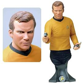 Star Trek - James T. Kirk Masterpiece Collection Bust