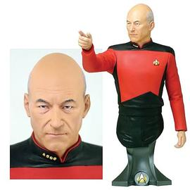 Star Trek - Jean Luc Picard Masterpiece Collection Bust