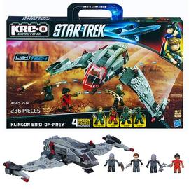 Star Trek - Kre-O Klingon Bird of Prey Set