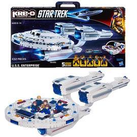 Star Trek - Kre-O USS Enterprise Vehicle Construction Set