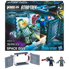 Star Trek - Kre-O Space Dive Construction Set
