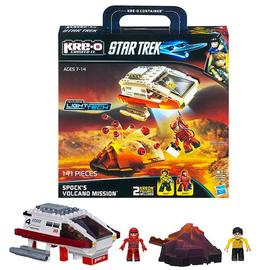 Star Trek - Kre-O Spock Volcano Mission Construction Set