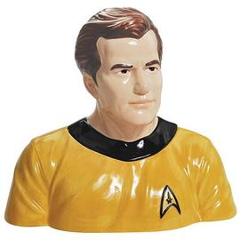 Star Trek - Original Series Captain Kirk Cookie Jar