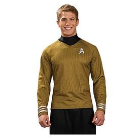 Star Trek - Movie Captain Kirk Gold Shirt