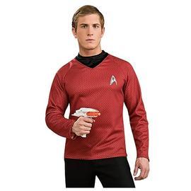 Star Trek - Movie Deluxe Engineering Red Shirt