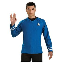 Star Trek - Movie Uniform Grand Heritage Blue Shirt