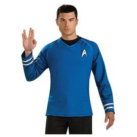 Star Trek - Movie Uniform Grand Heritage Blue Shirt