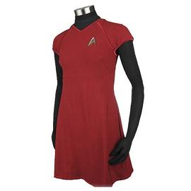 Star Trek - Movie Uhura Red Dress