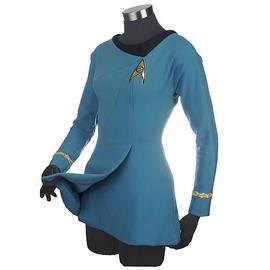 Star Trek - Star Trek: TOS Tri-Cut Science Division Blue Dress