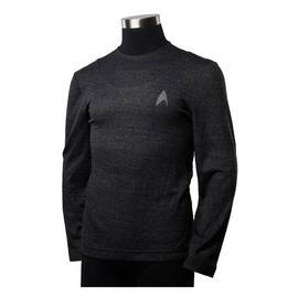 Star Trek - 2009 Movie Black Emblem Shirt