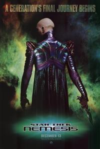 Star Trek: Nemesis - 11 x 17 Movie Poster - Style B