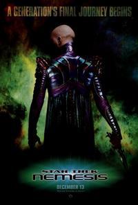 Star Trek: Nemesis - 27 x 40 Movie Poster - Style B