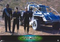 Star Trek: Nemesis - 11 x 14 Poster German Style A
