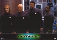 Star Trek: Nemesis - 11 x 14 Poster German Style C