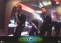 Star Trek: Nemesis - 11 x 14 Poster German Style E