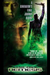 Star Trek: Nemesis - 27 x 40 Movie Poster - Style C