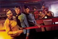 Star Trek Special Edition - 11 x 17 Movie Poster - Style D - Museum Wrapped Canvas