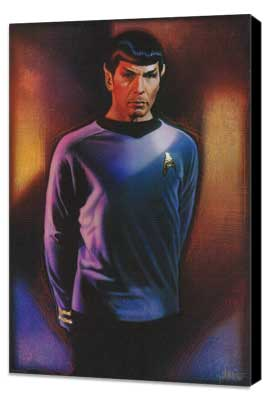 Star Trek Special Edition - 27 x 40 Movie Poster - Style B - Museum Wrapped Canvas