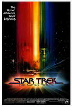 Star Trek: The Motion Picture - 27 x 40 Movie Poster