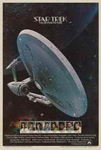 Star Trek: The Motion Picture - 11 x 17 Movie Poster - Style C
