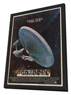 Star Trek: The Motion Picture - 11 x 17 Movie Poster - Style C - in Deluxe Wood Frame