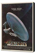 Star Trek: The Motion Picture - 27 x 40 Movie Poster - Style C - Museum Wrapped Canvas