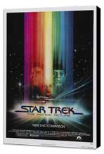 Star Trek: The Motion Picture - 27 x 40 Movie Poster - Style D - Museum Wrapped Canvas