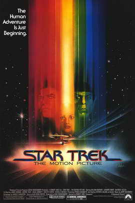 Star Trek: The Motion Picture - 11 x 17 Movie Poster - Style A