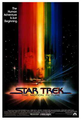 Star Trek: The Motion Picture - 27 x 40 Movie Poster - Style A