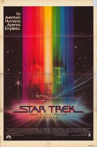 Star Trek: The Motion Picture - 27 x 40 Movie Poster - Spanish Style A