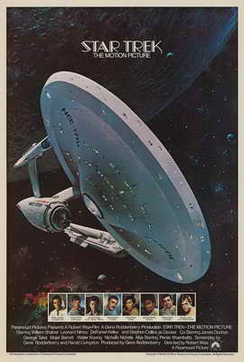 Star Trek: The Motion Picture - 27 x 40 Movie Poster - Style C