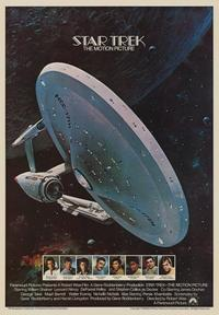 Star Trek: The Motion Picture - 43 x 62 Movie Poster - Bus Shelter Style B