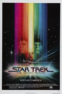 Star Trek: The Motion Picture - 11 x 17 Movie Poster - Style D
