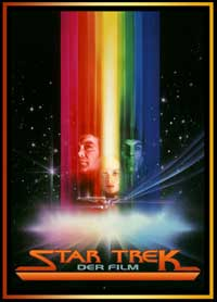 Star Trek: The Motion Picture - 11 x 17 Movie Poster - German Style A