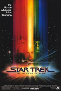 Star Trek: The Motion Picture - 11 x 17 Movie Poster - Style A - Museum Wrapped Canvas