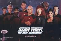 Star Trek: The Next Generation - 11 x 17 TV Poster - Style A