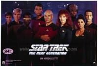 Star Trek: The Next Generation - 27 x 40 TV Poster - Style A