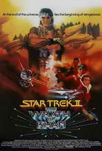 Star Trek: The Wrath of Khan - 27 x 40 Movie Poster - Style C