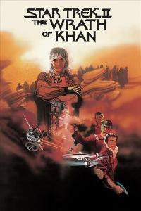 Star Trek: The Wrath of Khan - 11 x 17 Movie Poster - Spanish Style A