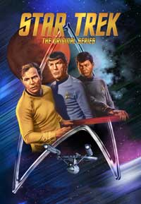 Star Trek (TV) - 11 x 17 TV Poster - Style D