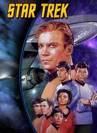 Star Trek (TV) - 27 x 40 TV Poster - Style G