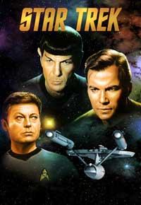 Star Trek (TV) - 27 x 40 TV Poster - Style K