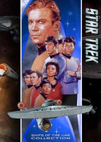 Star Trek (TV) - 27 x 40 TV Poster - Style Q