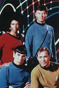 Star Trek (TV) - 8 x 10 Color Photo #36